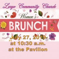 Women's Fellowship Summer Brunch
