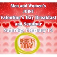 Valentine's Day Breakfast and Seminar