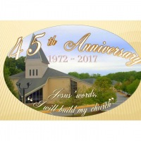45th Anniversary Dinner Celebration