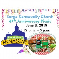 47th Church Anniversary Picnic Volunteer Signup