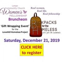 Women's Fellowship Outreach Bruncheon
