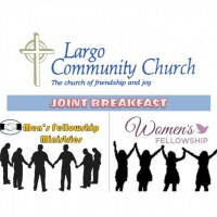 Men's and Women's JOINT Fellowship breakfast