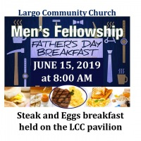 Special Father's Day Men's Fellowship Breakfast