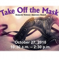 Take Off the Mask - A Domestic Violence Awareness Brunch