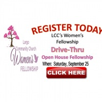 Women's Fellowship Drive-Thru