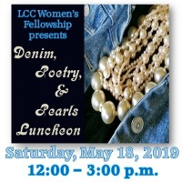 Denim, Poetry, & Pearls Women's Fellowship Luncheon