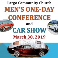 Men's One-Day Conference and Car Show
